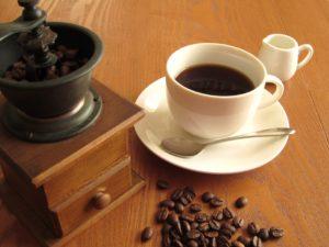 コーヒー・カフェインは体にいいんですか?