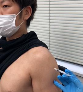 「コロナワクチン接種後」の感想 痛みや副反応は?